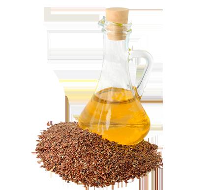 L'huile de lin
